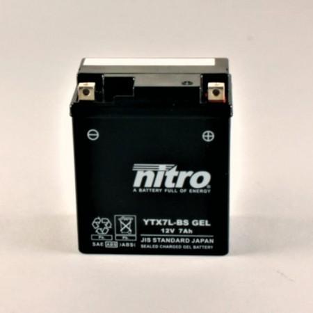 Batterie Nitro NTX7L-BS