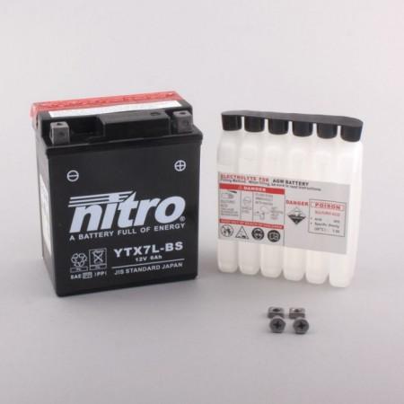 Batterie Nitro YTX7L-BS