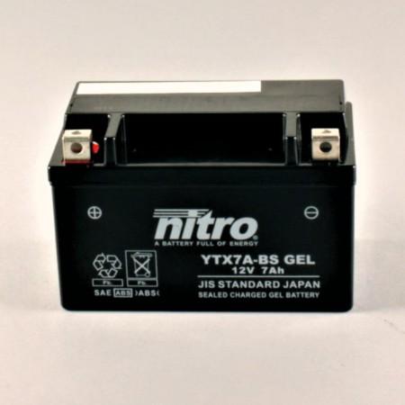Batterie Nitro NTX7A-BS
