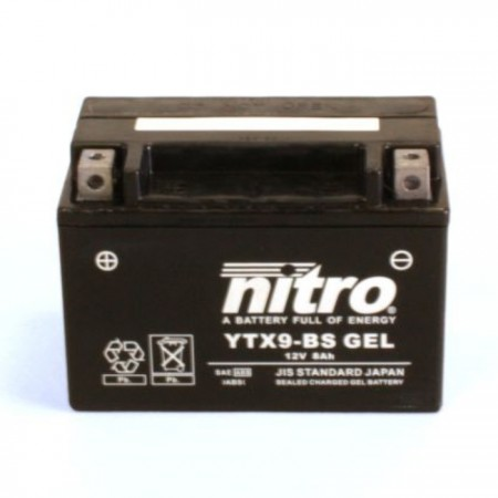 Batterie Nitro NTX9-BS