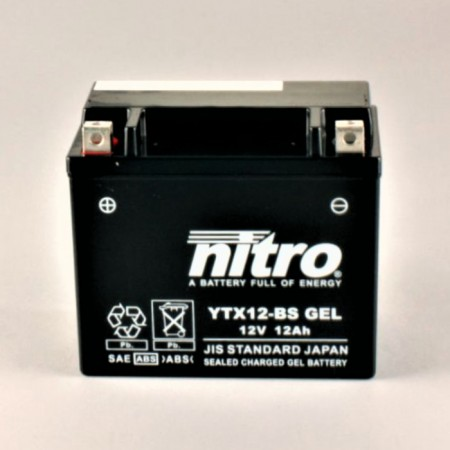 Batterie Nitro NTX12-BS