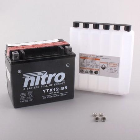 Batterie Nitro YTX12-BS