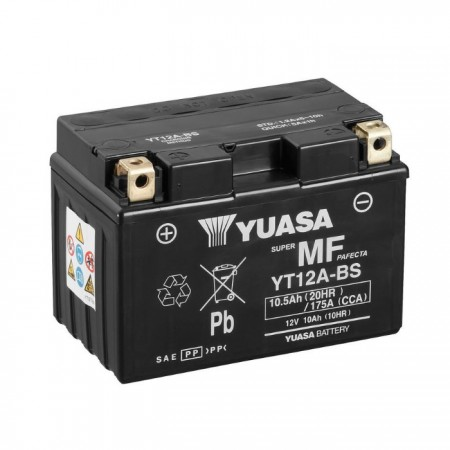 Batterie YUASA YT12A-BS