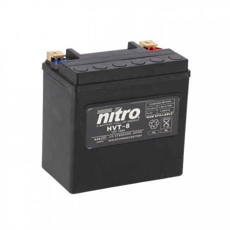 Batterie Nitro HVT-08