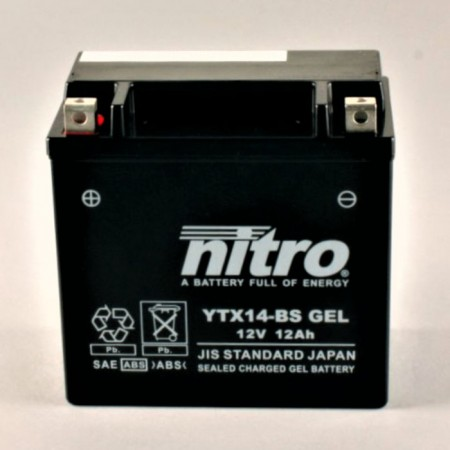 Batterie Nitro NTX14-BS