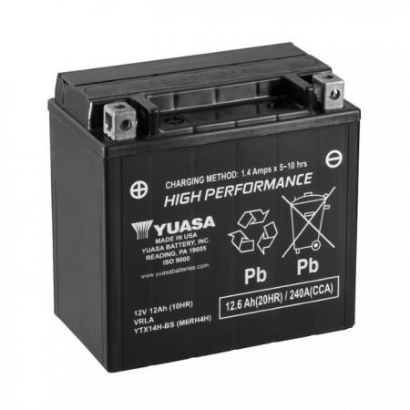 Batterie YUASA YTX14H-BS