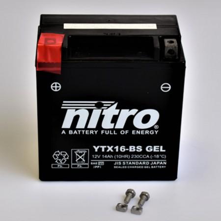 Batterie Nitro NTX16-BS