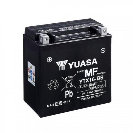Batterie YUASA YTX16-BS