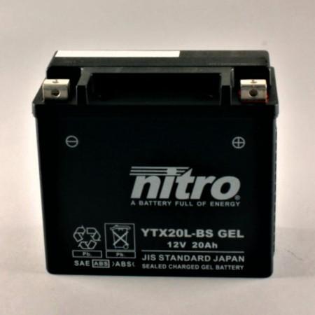 Batterie Nitro NTX20L-BS