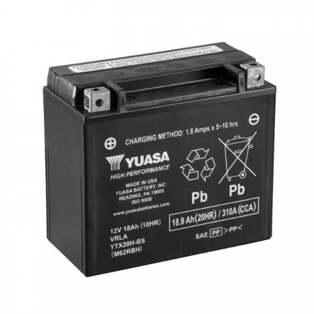 Batterie YUASA YTX20H-BS