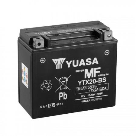Batterie YUASA YTX20-BS