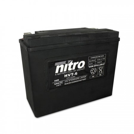 Batterie Nitro HVT-06