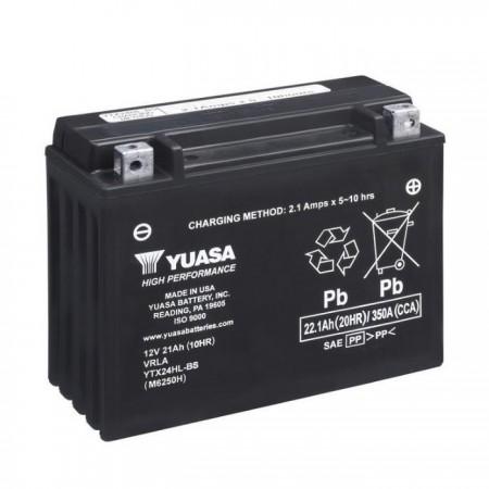 Batterie YUASA YTX24HL-BS