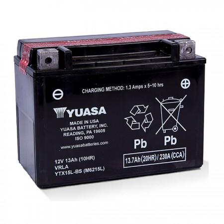 Batterie YUASA YTX15L-BS
