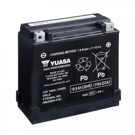 Batterie YUASA YTX20HL-BS-PW