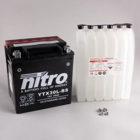 Batterie Nitro YTX30L-BS