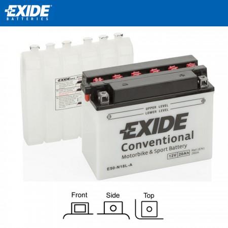 Batterie EXIDE Y50-N18L-A