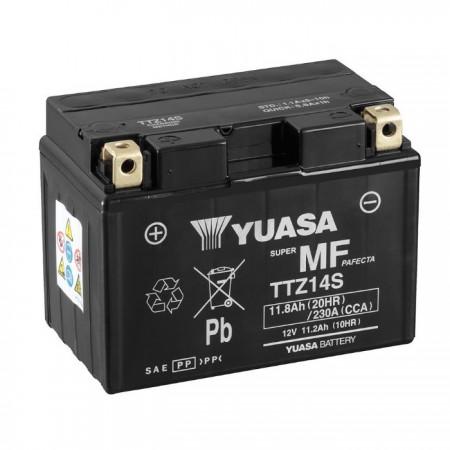 Batterie YUASA TTZ14S