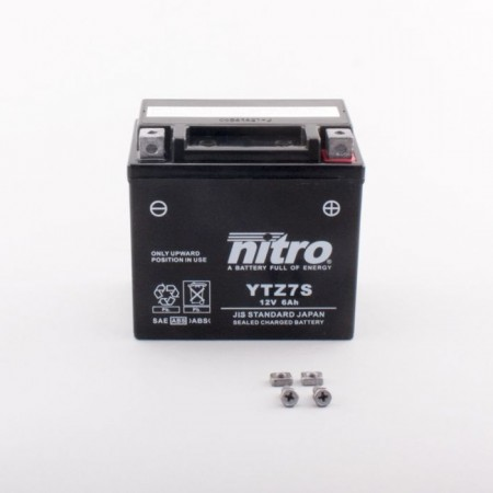 Batterie Nitro