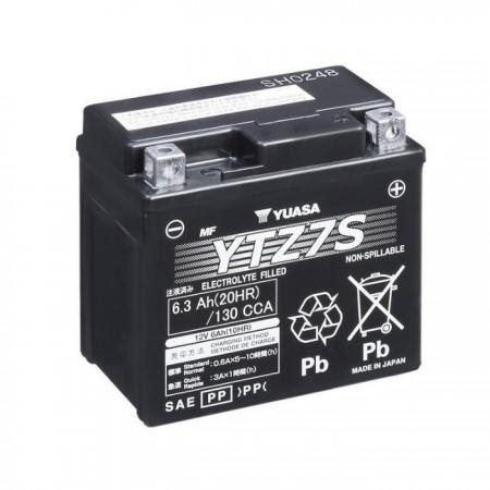 Batterie YUASA YTZ7S