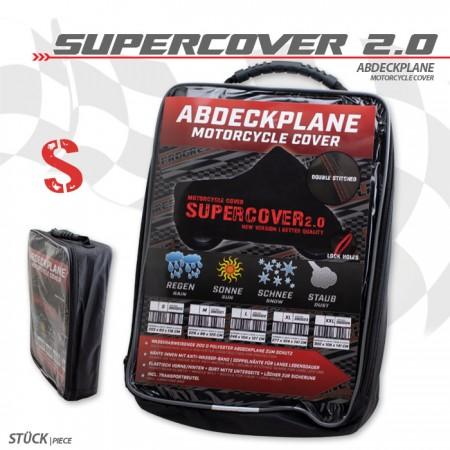 "Motorrad-Abdeckplane ""Supercover 2.0"" | S"