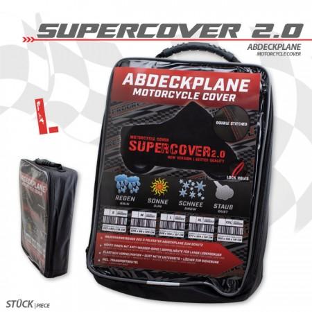 "Motorrad-Abdeckplane ""Supercover 2.0"" | L"
