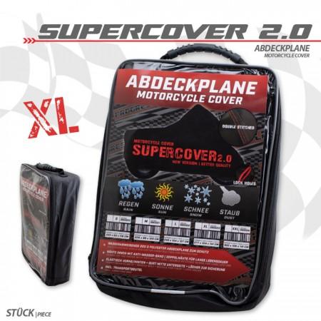 "Motorrad-Abdeckplane ""Supercover 2.0"" | XL"
