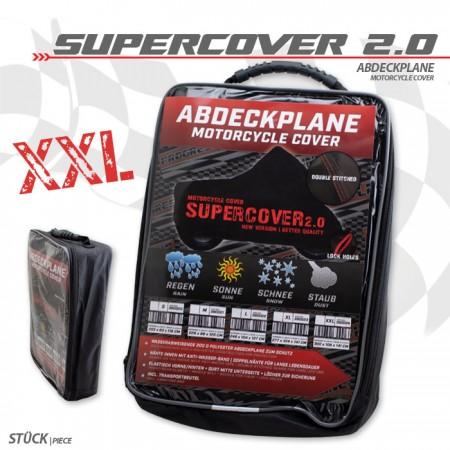 "Motorrad-Abdeckplane ""Supercover 2.0"" | XXL"