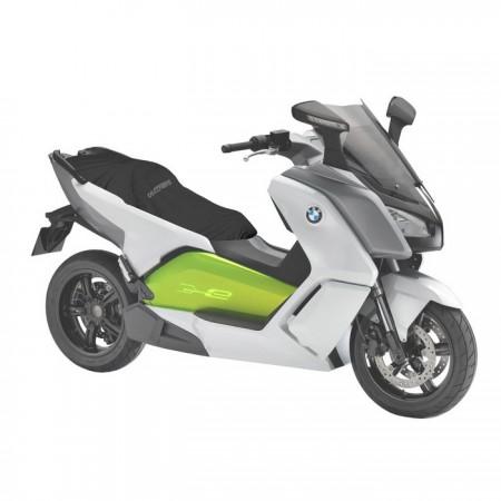 """Motorrad-Maxiroller Sitzabdeckung """"Buddy"""""""