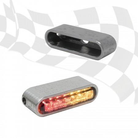 """Einschweissgehäuse für LED-Einbaurücklicht """"Streak"""""""