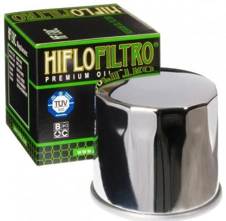 Hiflo Ölfilter HF138C Chrom