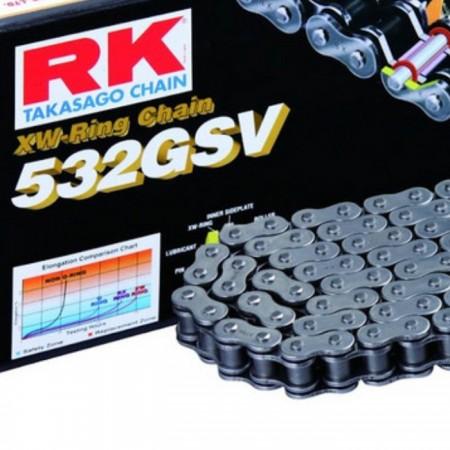 """RK-Clipschloss """"532GSV"""""""