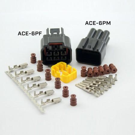 """ACEWELL 6er Stecker """"ACE-6PM"""""""