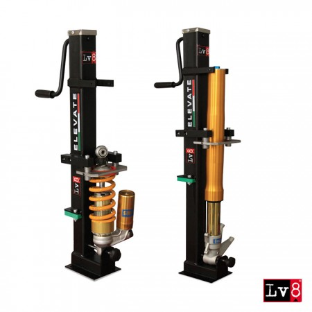 Montage Werkzeug LV8 für Federbeine und Gabeln