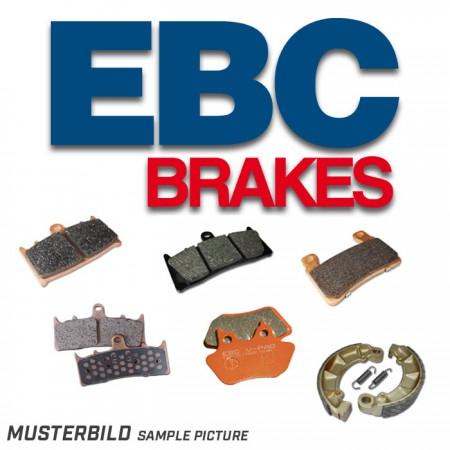 939G | EBC |  Premium Bremsbacken Water Grooved