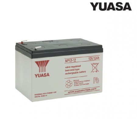 Batterie YUASA NP12-12