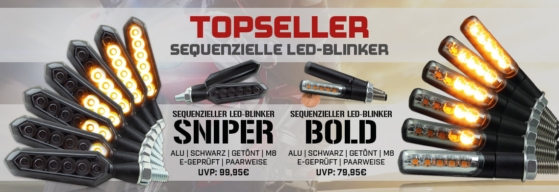 Sequenzielle LED-Blinker