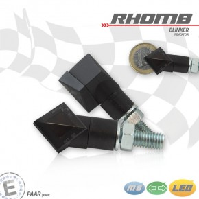 """LED-Blinker """"Rhomb"""""""