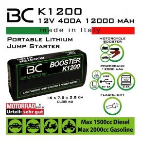 """Booster """"K1200"""""""